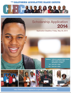 CLBC Scholarship Application 2014