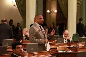 Assemblymember Reginald Byron Jones-Sawyer, Sr.