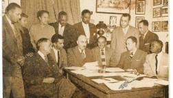 11.2 C.L. Dellums Station: The organization was the first labor union established and led by African Americans.