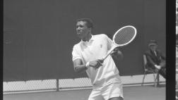 5 Arthur Ashe Student Health and Wellness Center: Renowned tennis player and UCLA alumnus Arthur Ashe held the #1 ranking in the world for men's tennis in 1975, after winning both the U.S. Open and Wimbledon men's singles titles. Currently, he is still the only African American male to do so in these competitions, and the first African American inducted into the Tennis Hall of Fame.