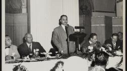 7.1 Bunche Hall (Part of UCLA): The Ralph J. Bunche Center for African American Studies was established in 1969 as the Center for Afro American Studies. The center was renamed in 2003 after UCLA alumnus, activist, scholar, and Nobel Prize winner, Ralph J. Bunche.
