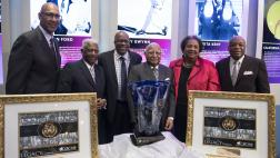 Holden, Charles Bell, Dotson Wilson, George King, Weber,  and Willie Brown