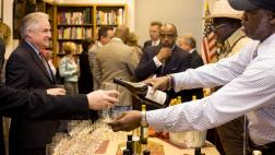 Wine & Cheese Reception